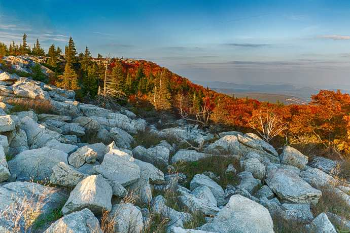 dolly-sods-sunset-looking-east-toward-bear-rocks